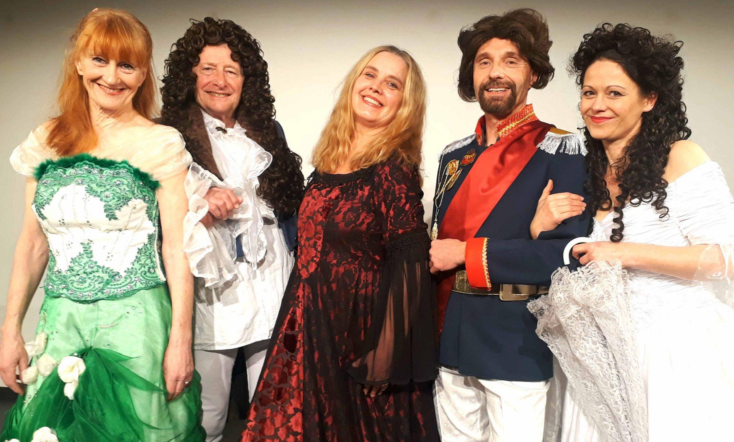 LUST Theatergruppe: Der zweite Ludwig – Wo der Wittelsbach rauscht – abgesagt