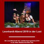 Video vom Leonhardi Abend 2019