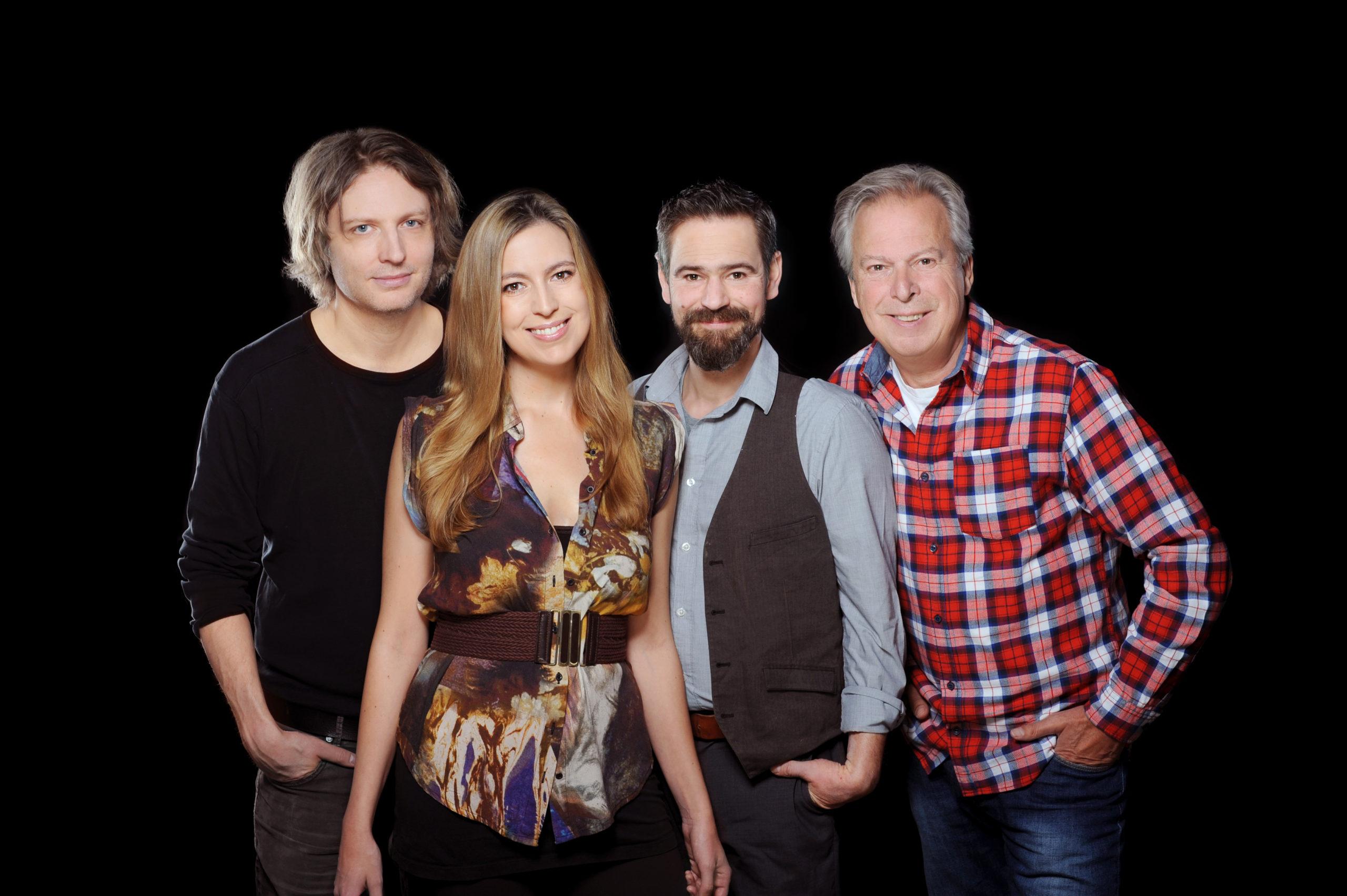 Feido Band mit Carina Corell